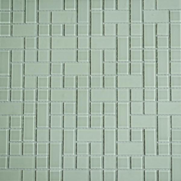 "Плитка мозаика Mosaic Land ""White Fire"""