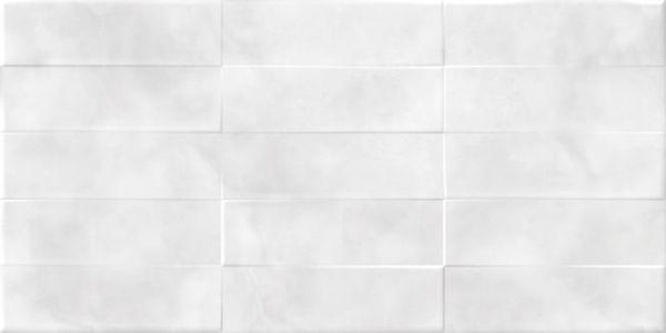 Плитка настенная  керамическая Carly рельеф светло-серый CSL523D-60