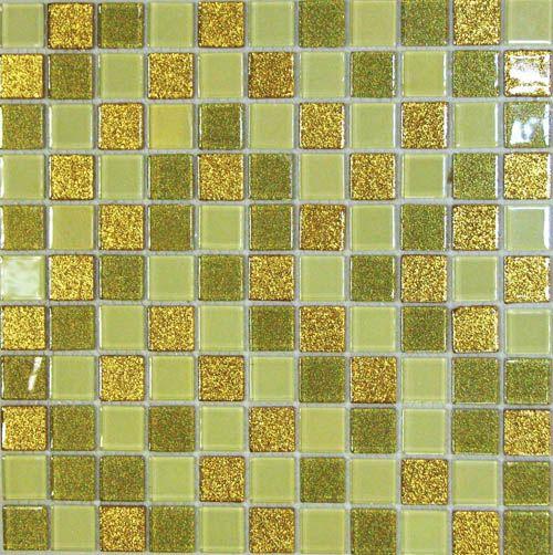 Плитка мозаика Bonaparte Shine gold