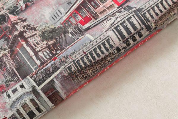 Коллекция Палитра Сан-Франциско в интерьере